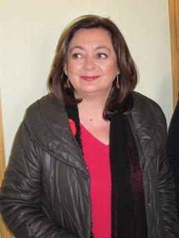 La consejera de Educación, Mar Moreno, en una reciente visita a Córdoba