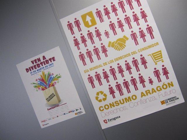 Cartes sobre el Día Mundial de los Derechos de los Consumidores