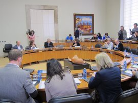 Constituida la comisión de investigación sobre la fusión de las cajas y las indemnizaciones de sus exdirectivos