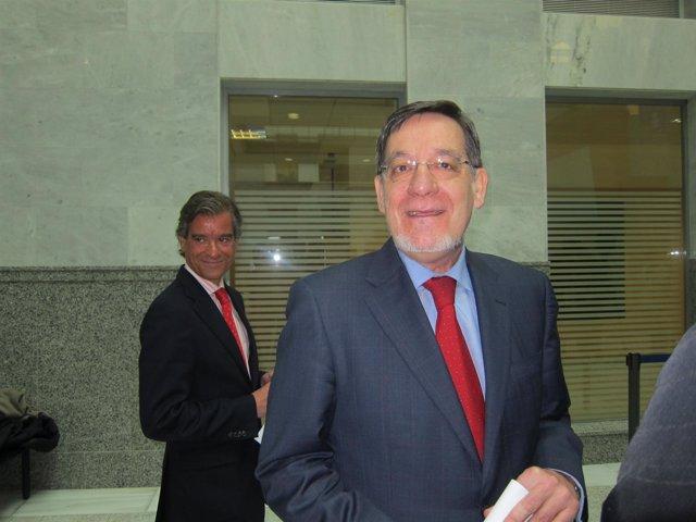 Juan Luis Ibarra y Alfonso González-Guija