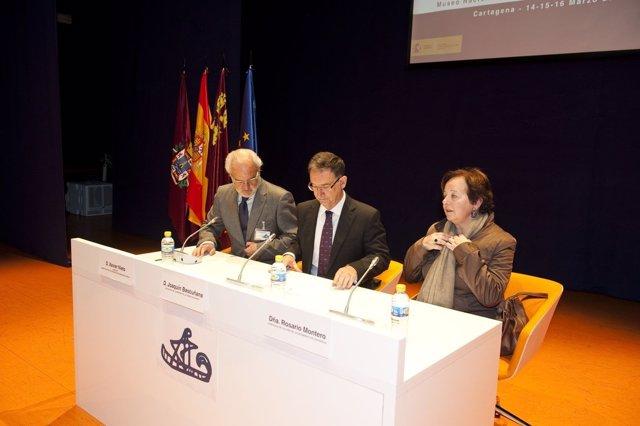 La gestión y conservación del patrimonio subacuático, a debate en Cartagena