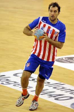 Joan Cañellas Atlético Madrid
