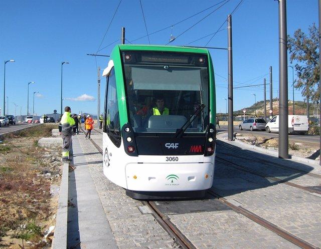 Línea 1 del metro de Málaga