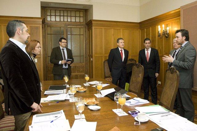 Reunión España Verde