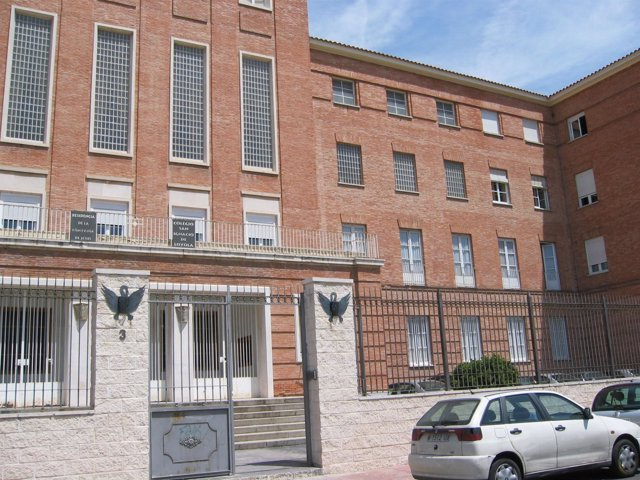 Fachada del Colegio San Ignacio de Loyola
