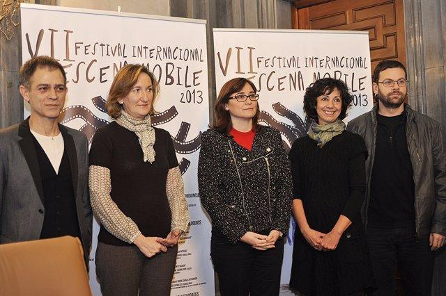 Presentación del Festival Escena Mobile, este jueves en Sevilla