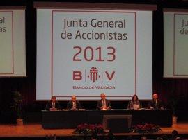 Iturriaga asegura que CaixaBank tiene voluntad de mantener la marca Banco de Valencia mínimo en la provincia de Valencia