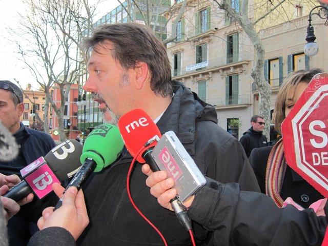 Eduardo Vila, letrado PAH Mallorca