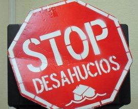 """La PAH ve una """"victoria"""" el dictamen del TJUE sobre los desahucios en España"""