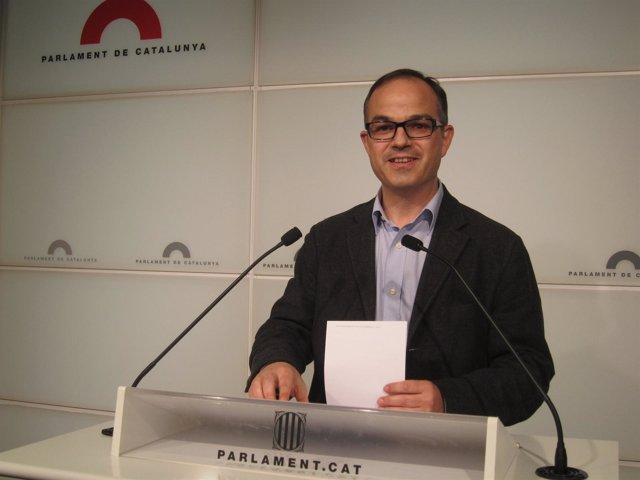 Jordi Turull (portavoz de CiU en el Parlament)