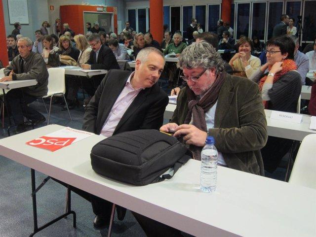 Pere Navarro y Antoni Balmón