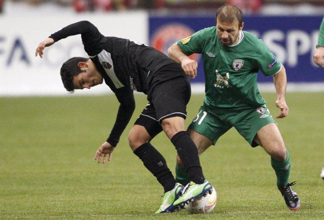 Rubin Kazán elimina al Levante de Europa League