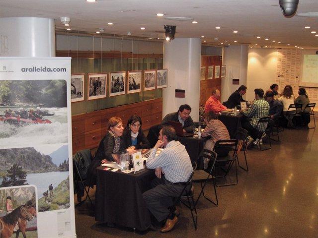 Lleida promociona en Madrid su oferta de turismo