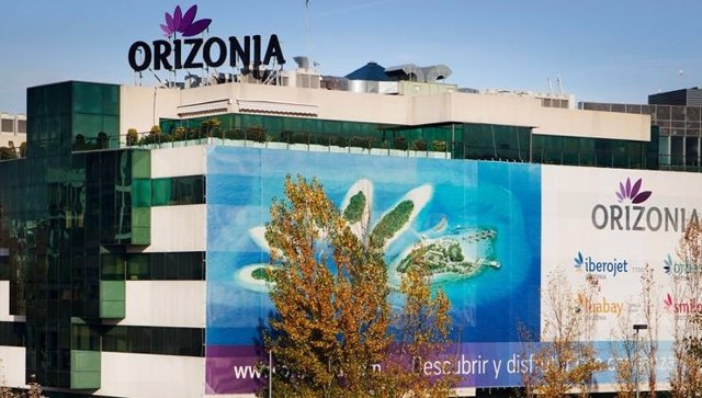 Sede de Orizonia en Madrid