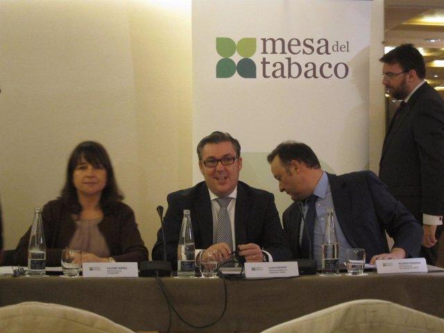 Juan Páramo Mesa del Tabaco