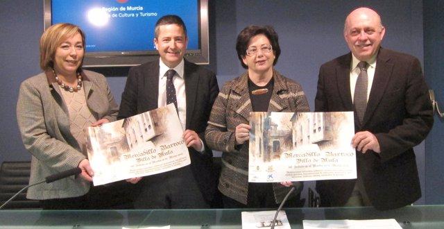 González, Ujaldón, Alarcón e Iborra