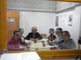 Alumnos de Primaria entrevistan a Rafael Yanes
