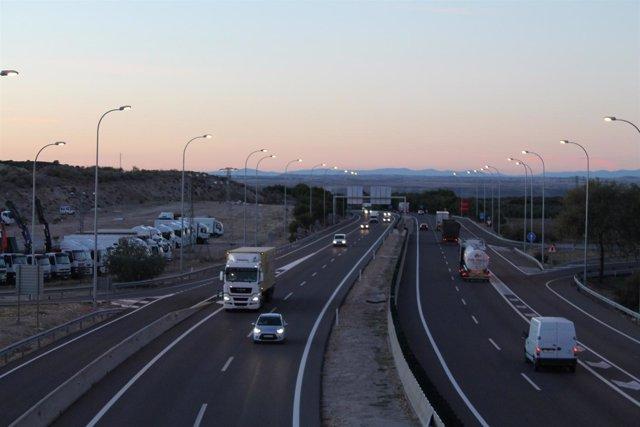 Carreteras y  Trafico general