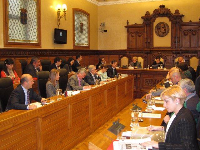 Pleno Ayuntamiento de Gijón