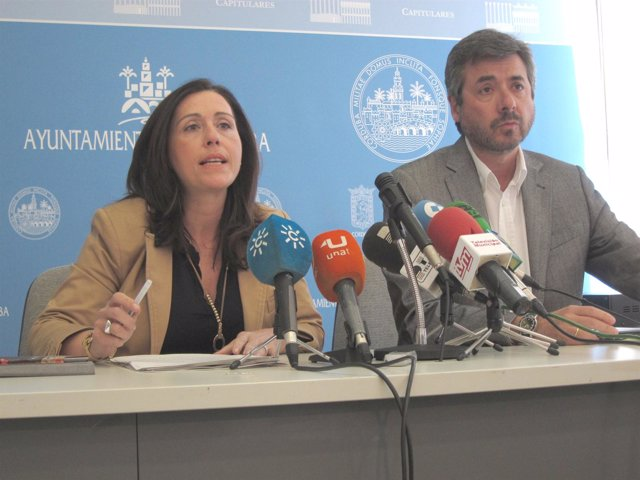 Sousa y Torrico en rueda de prensa