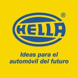 Logotipo Hella