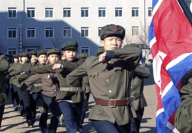 Corea del Norte, soldados