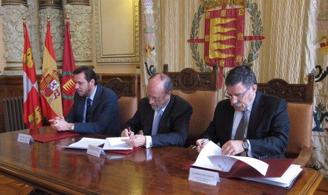 Firma del acuerdo de microcréditos para emprendedores de Microbank