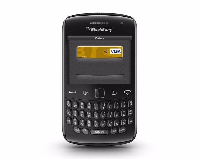 BlackBerry para el piloto de pago 'contactless' con móvil