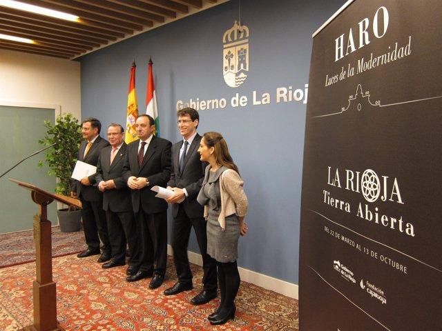 Presentación Exposición La Rioja Tierra Abierta