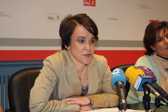 Purificación Causapié, PSOE