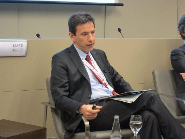 El director de marketing, comunicación y mecenazgo del Liceu, Martí Torres