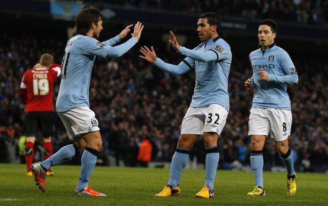 El Manchester City se ha colado en las semifinales de la FA Cup
