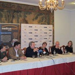 Presentación de la gala solidaria Medicusmundi