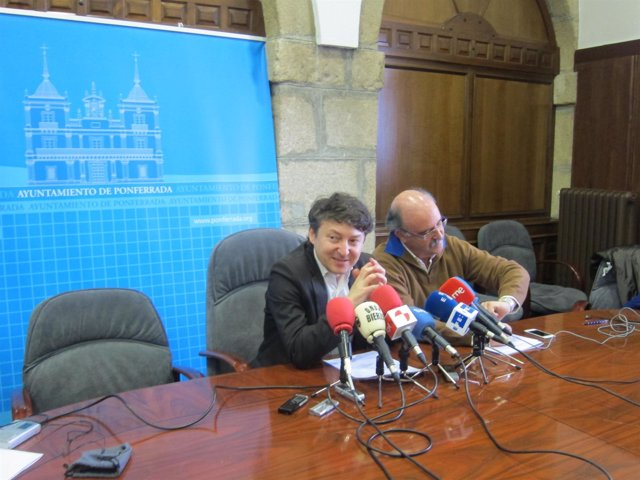 Samuel Folgueral y Enrique Cubelos