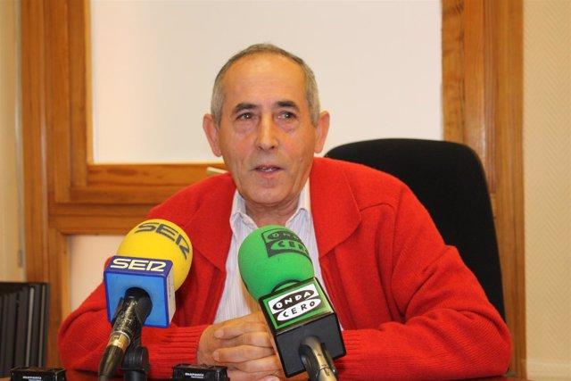 Isidro Marín, apicultores Cuenca