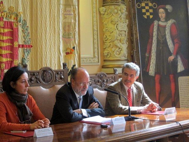 Cantalapiedra, León de la Riva y Sánchez.