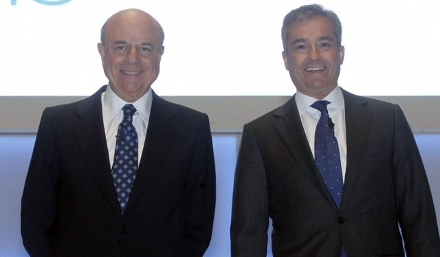 Francisco González y Angel Cano