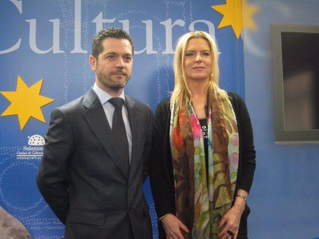 Julio López y Leonor Gago