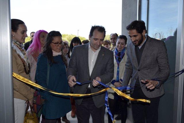 Nuevo edificio administrativo del Ayuntamiento almonteño en Matalascañas.