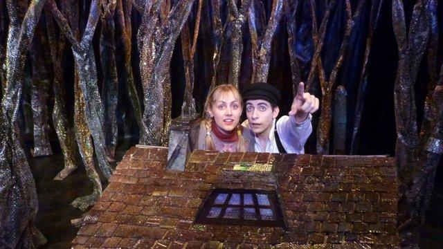 Hansel y Gretel en el Escalante