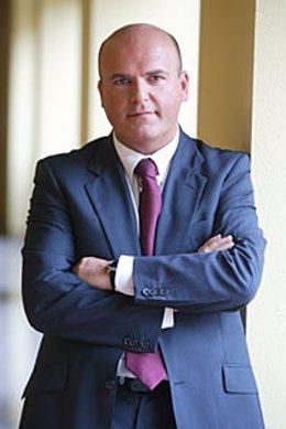 El presidente del PP de Ourense, José Manuel Baltar Blanco
