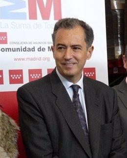 Enrique Ossorio, consejero de Economía