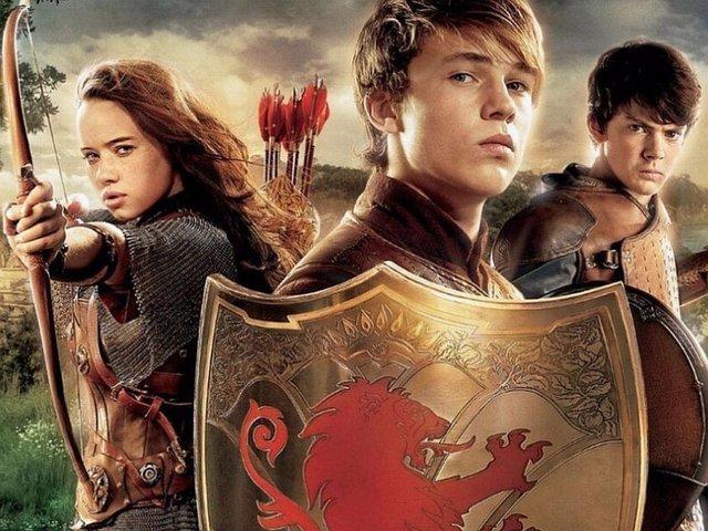 'Las Crónicas De Narnia: El Prícipe Caspian'