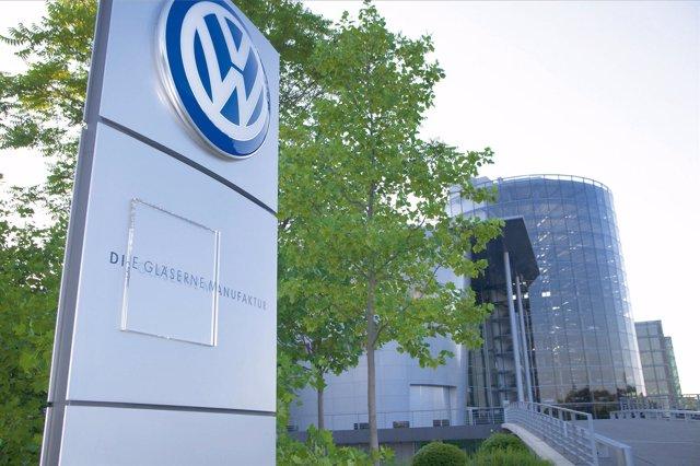 Sede de Volkswagen
