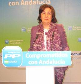 Ana María Corredera, este jueves