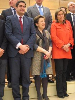 Consejo Interterritorial de Sanidad Marzo- Mato, Echaniz y Farjas