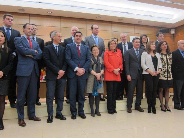 Consejo Interterritorial de Sanidad-Marzo- Grupo