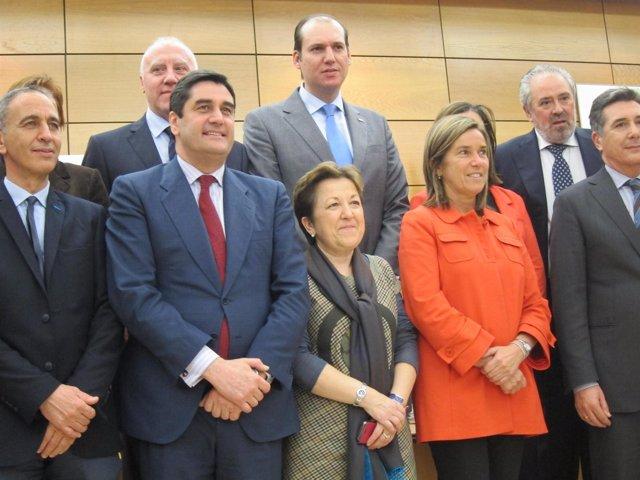 Consejo Interterritorial de Sanidad de Marzo- Mato, Farjas y Echaniz