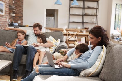 ¿Se hereda el sedentarismo de los padres?
