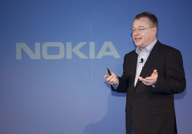Stephen Elop Nokia President and CEO